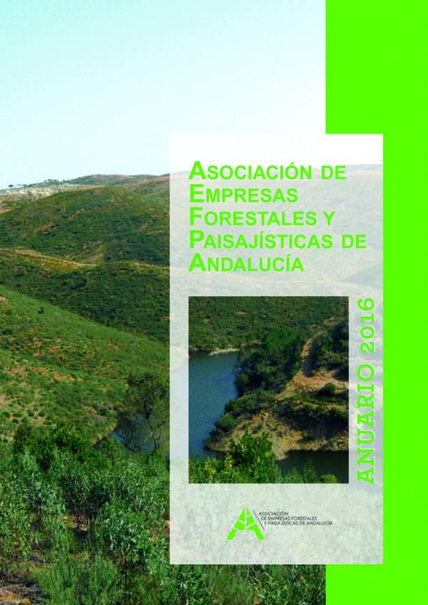 Publicado el anuario de actividades de AAEF 2016