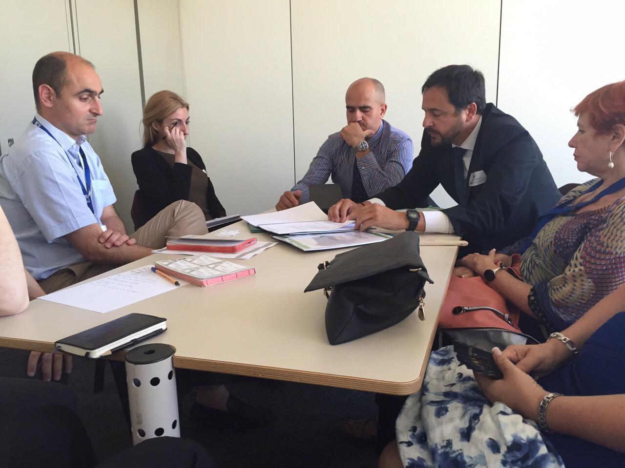 AAEF reclamará a la Junta la puesta en marcha de los proyectos incluidos en el nuevo marco europeo