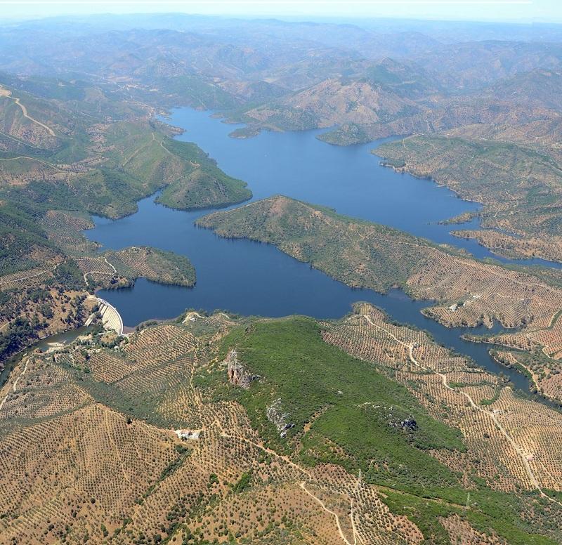 Foto de la Confederación Hidrográfica del Guadalquivir