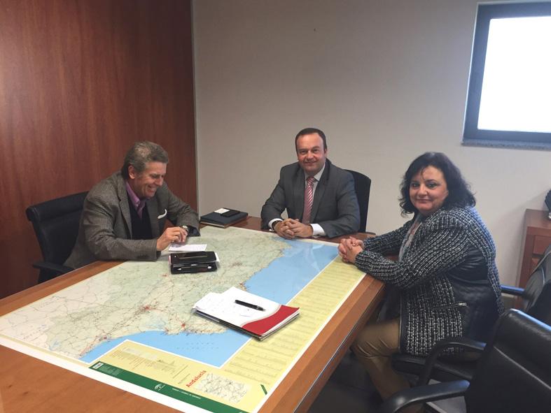 reunión DG infraestructuras nov 2015