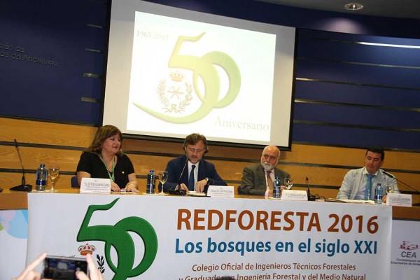 Fiscal subraya, en Redforesta, la necesidad de impulsar la gestión sostenible de los montes