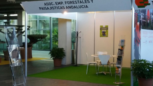 AAEF, presente en la Feria Nacional de Urbanismo Verde