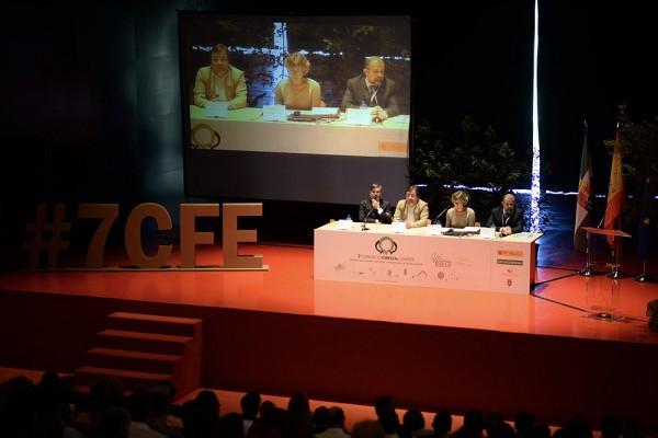 7º CFE: La ministra destaca el valor del sector forestal como motor del desarrollo del medio rural