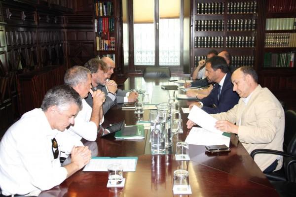 AAEF pone a disposición de la Junta de Andalucía todos los medios de sus empresas para colaborar en las tareas llevadas a cabo en Huelva
