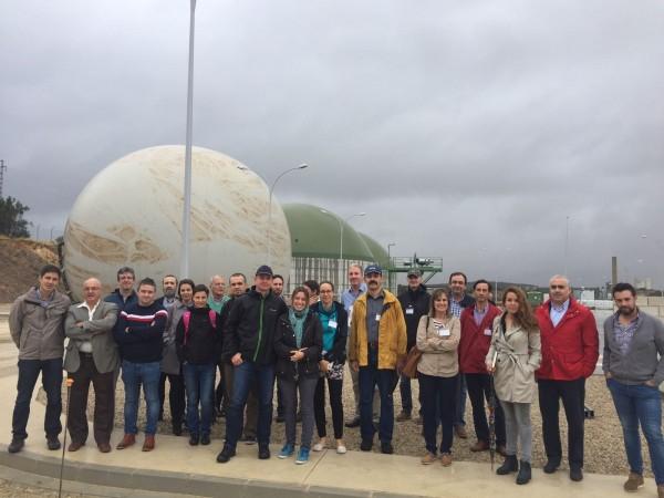 Gran éxito de acogida de la misión interhub de Agriforvalor a Andalucía
