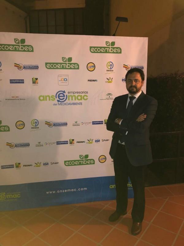 Presentación de ANSEMAC, Asociación Andaluza de Mujeres Empresarias del Sector del Medio Ambiente