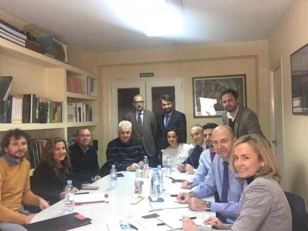 Nueva reunión de la comisión negociadora del convenio forestal estatal